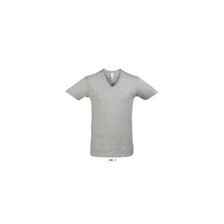 Tee-Shirt Col en V
