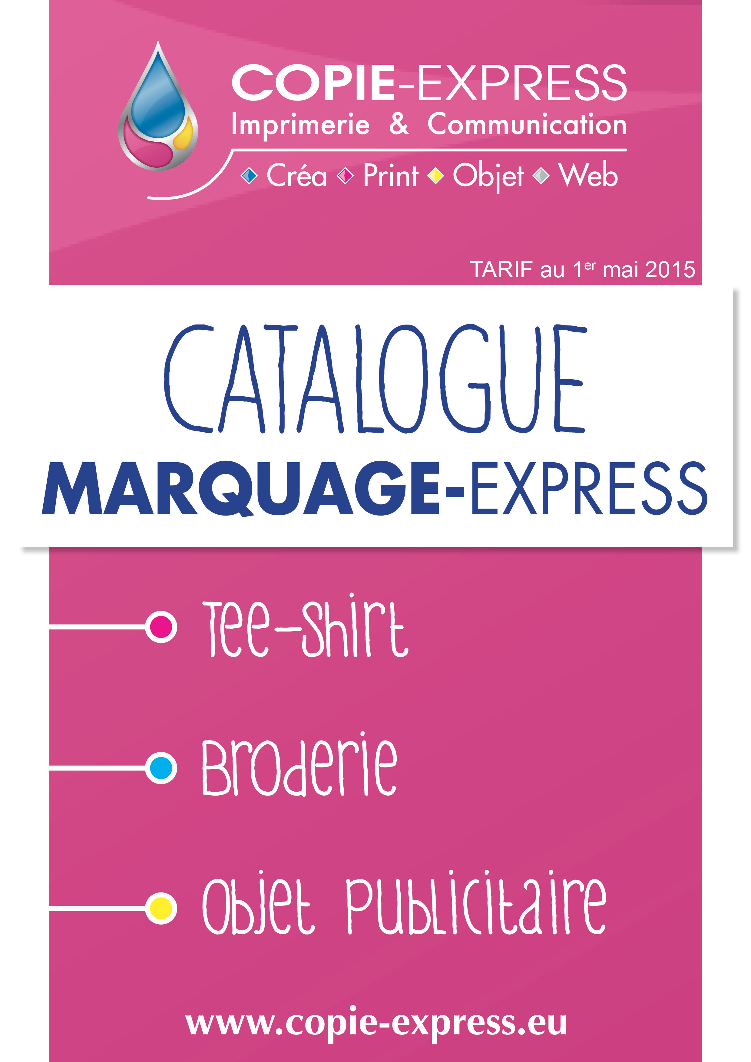 Catalogue Marquages