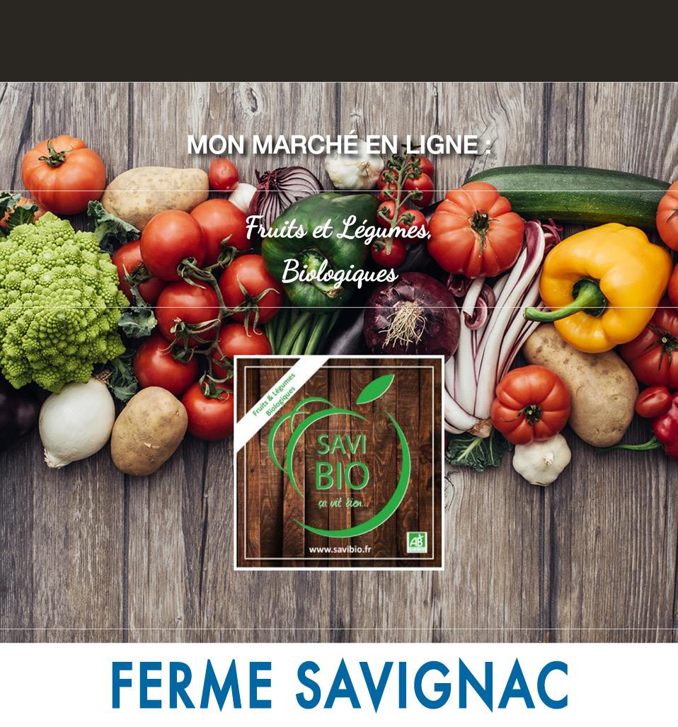 site ferme savignac