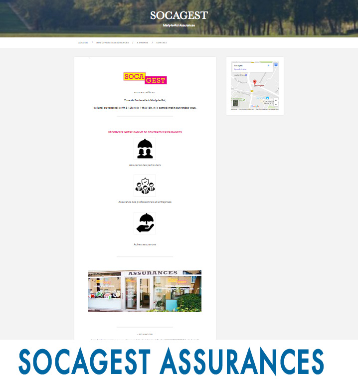 site socagest